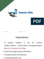 Computer Skills 030819