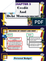 3.2 CREDIT AND DEBT MANAGEMENT.pptx