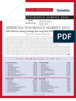 2010-Us_insurance_16th Annual Bermuda Insurance Survey_210510