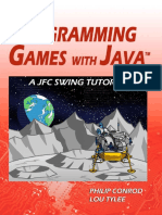 Programming Games Java Swing Tutorial