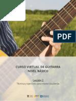 Guitarra u2