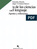 Didactica de Las Ciencias Del Lenguaje