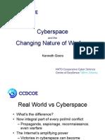 BlackHat Japan 08 Geers Cyber Warfare Slides