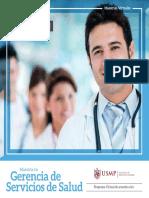Brochure Gerencia Servicios Salud