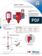 WPCE Venting-Glycol Injection Valve