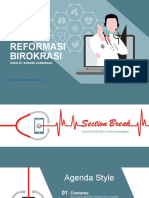 Online Doctor Medical PowerPoint Templates