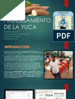 PROCESAMIENTO DE LA YUCA.pptx