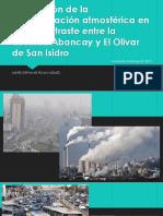 Percepción de la contaminación atmosférica en Lima.pptx