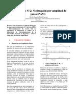 Informe final 2 Telecomunicaciones 2