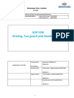 42. SMP for  grating, toeguard and handrail fixing.docx