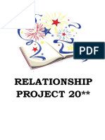 SCRIBD Relationship Project