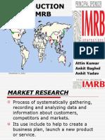 IMRB Research Bureau