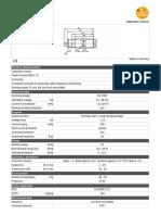Capacitance Level switch
