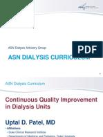 ASN Dialysis
