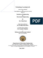Internship Report 6 month