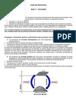Materiais da Industria Quimica