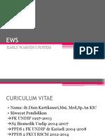 Materi EWS 2019