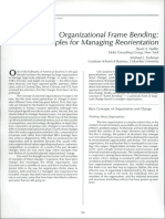 CR01 Nadler & Tushman, 1989, AME, Org Frame bending....pdf