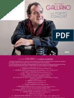 Richard Galliano - 2019 - The Tokyo Concert {Milan Records}
