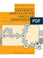 Immunological Aspect of the Vascular Endothelium 1st Ed (2011)