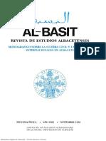 revista de estudios albacetenses
