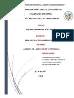 Escuelas Economicas analisis