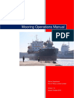 Pot Ll Mooring Manual