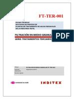 Filtración en Medio Granular