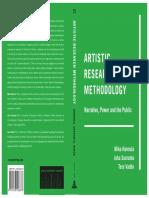 artist research metodology