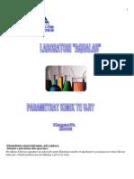 Parametrat Kimik te Ujit