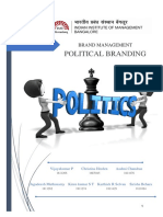 Political Branding Group7 MidTerm Report
