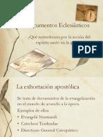 Presentación eclesia