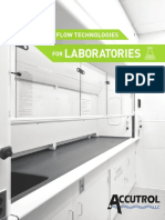 Accutrol Air Flow Control for Laboratory