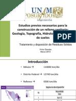 Exposición - Estudios previos de Relleno Sanitario.ppt