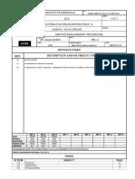 PRI-21 rev B-SERVICE ENGAGEMENT PROCEDURE