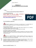 Modul II Evaluator