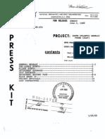 Project - South Atlantic Anomaly Probe Press Kit