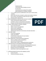 Basic Competencies in TM1