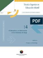 UD 04 Educador e Intervencion