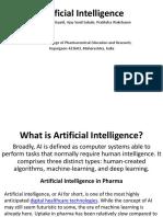 Artificial Intelligence Shubham Patil.pptx