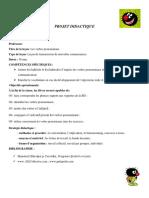 Projet Didactique Les Verbes Pronominaux-BD