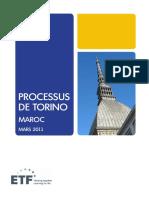 Processus de Torino_trp Maroc