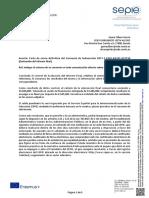 Carta de Cierre y Evaluación de La Calidad Del Proyecto
