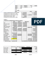 Advanced Accounting Mid Term Template