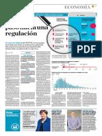 El Primer Paso Hacia La Regulación