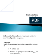 Mathematical Induction #2