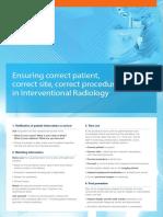 Protocol InterventionalRadiology(1)