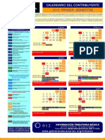 Calendario Canarias