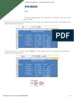 Excel 2010 Básico AULA 05 - Trabalhando Com Referências