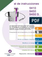 A48553-b 9410-9450-9450s Manual de Instrucciones Rápido